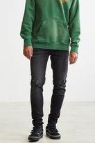 Cheap Monday Ripped Black Super Skinny Jean
