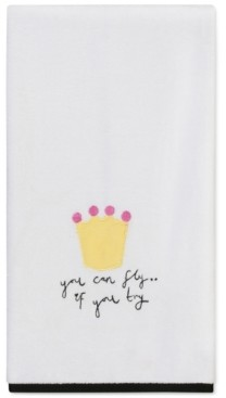 "Creative Bath Faerie Princess 25"" x 50"" Bath Towel Bedding"