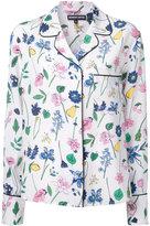 Markus Lupfer floral print shirt - women - Silk - L