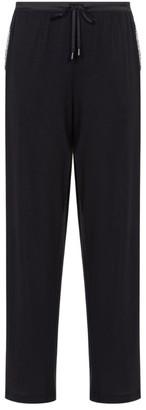 Calvin Klein Silk Trim Pyjama Trousers