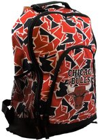 Forever Collectibles Chicago Bulls Camouflage Backpack Bag Rucksack Tasche
