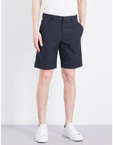 Joseph Regular-fit Mid-rise Cotton Shorts
