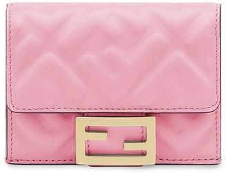 Fendi F is trifold wallet