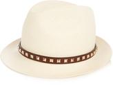 Valentino Rockstud panama hat