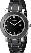 Fendi Women's F641110D Ceramic Analog Display Quartz Watch