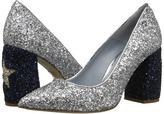 Chiara Ferragni Star Glitter Chunky Heel