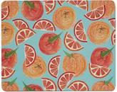 Rosa & Clara Designs - Oranges Placemats Set of Four