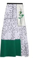 Raoul Panelled Skirt