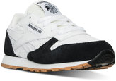 Reebok Little Boys' Classic Leather SP Casual Sneakers from Finish Line