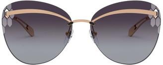 Bvlgari 0BV6130 1526887002 Sunglasses