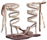 Free People Dahlia Lace-Up Sandal