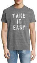 Sol Angeles Take It Easy Graphic T-Shirt, Light Gray