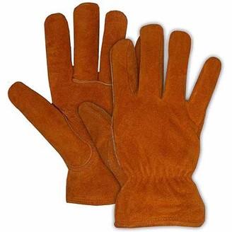 Boss Gloves Boss Jumbo Pile Insulated Split Leather Driver Gloves
