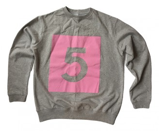 Richard Nicoll Grey Cotton Knitwear for Women