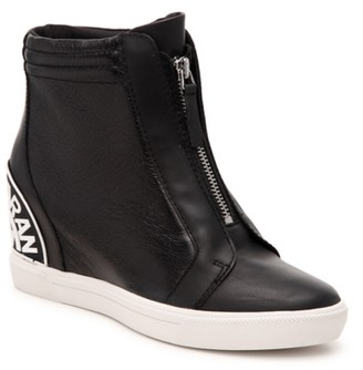 DKNY Connie Wedge High-Top Sneaker