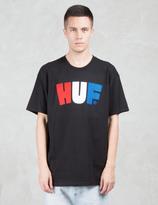 HUF Refreshment S/S T-Shirt