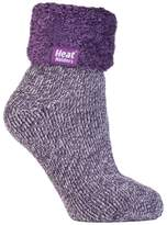 Heat Holders - Womens Warm Thermal Slipper Bed Socks 8 Colors