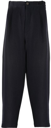 Societe Anonyme straight-leg trousers