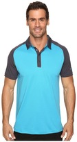 Puma Short Sleeve Tailored Saddle Polo