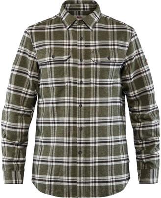 Fjallraven Ovik Heavy Flannel Shirt - Men's