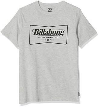 Billabong TRD MRK SS BOY T-Shirt,12 Years