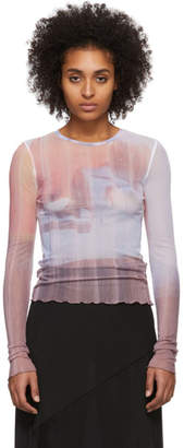 Our Legacy Multicolor Superslim T-Shirt