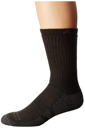 Wigwam Cool-Lite2 Hiker Pro, Crew (Black) Crew Cut Socks Shoes