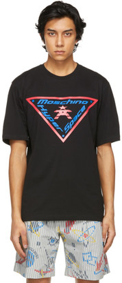 Moschino Black Hyperspace T-Shirt