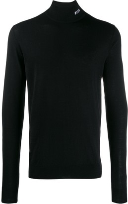 MSGM Roll Neck Jumper