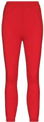 Perfect Moment Stretch-Fit Elasticated Waistband Leggings