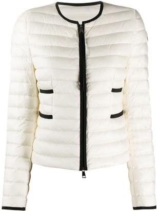 Moncler Two-Tone Padded Jacket