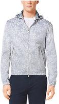 Michael Kors Floral Nylon Jacket