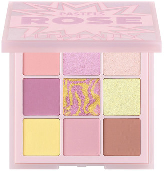HUDA BEAUTY Pastels Obsessions Eyeshadow Palette - Rose - Colour Pastel Pink