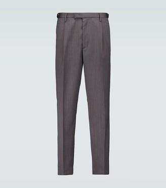 Barena Masco Naspo single-pleated pants