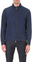 HUGO BOSS Stand collar leisure jacket