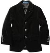 Ralph Lauren Boys' Velvet Jacket - Sizes 2-7