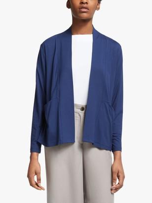 Adina Masai Copenhagen Tunic Cardigan, Medieval Blue