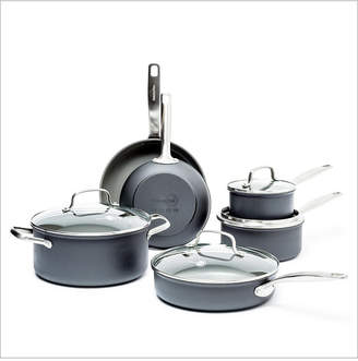 Green Pan Chatham 10-Pc. Ceramic Non-Stick Cookware Set