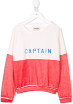 Bobo Choses Captain sweatshirt