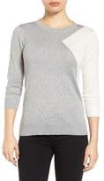 Women's Halogen Cotton Blend Pullover