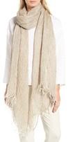 Eileen Fisher Women's Organic Linen Scarf