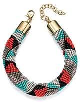 Fiorelli Costume Women's Bead Tube Bracelet of 23-26cm