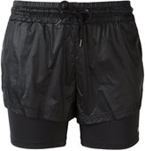 adidas by Stella McCartney two-in-one running shorts - women - Polyamide - S
