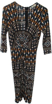Issa Multicolour Silk Dresses