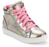 Steve Madden Sequined High-Top Sneakers