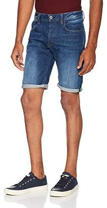 G Star Men's 3301 Deconstructed Shorts