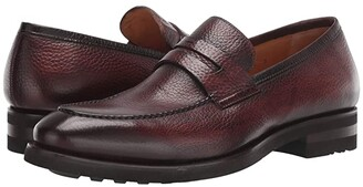 Magnanni Matlin II (Mid Brown) Men's Shoes