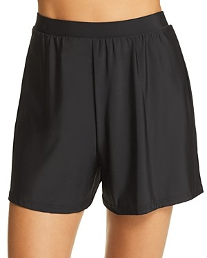 Miraclesuit Solid Swim Shorts