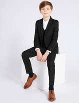 Marks and Spencer Black Suit Jacket (3-16 Years)
