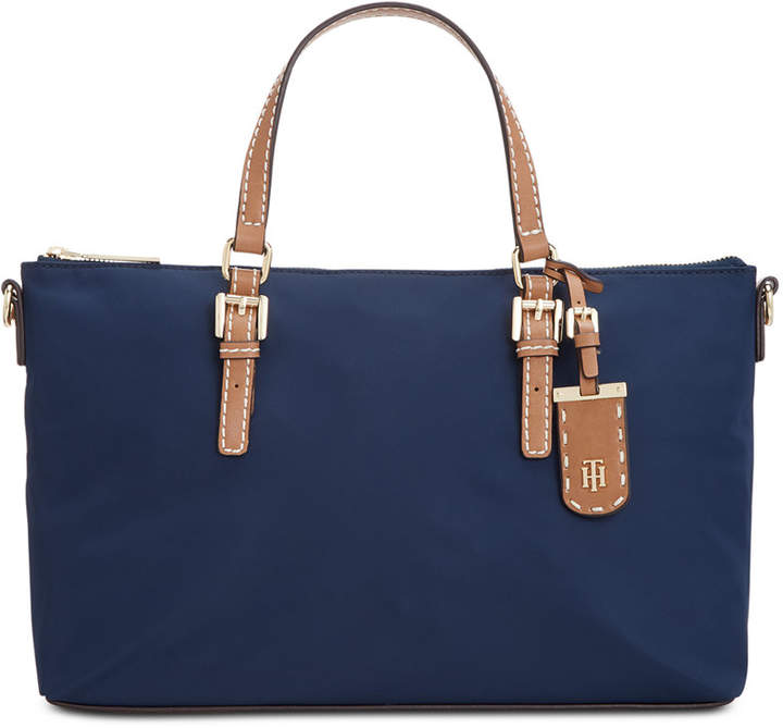 7994191b0018d9 Tommy Hilfiger Blue Tote Bags - ShopStyle